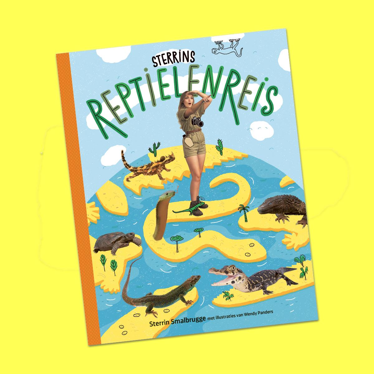 Winnen: Reptielenreis 2 boek - Meer strips, tips en vips | Tina.nl