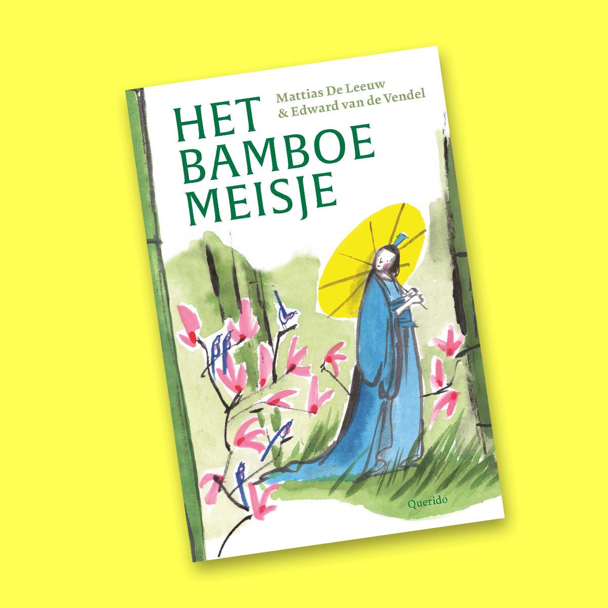 Winnen: boek 'Het Bamboemeisje' - Meer strips, tips en vips | Tina.nl